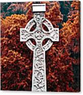 Celtic Cross Canvas Print