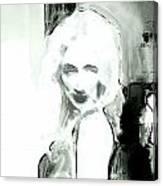 Cendrillon Canvas Print