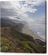 Central Oregon Coast Vista Canvas Print