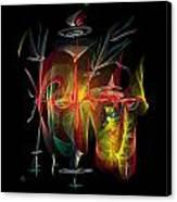 Cern Canvas Print