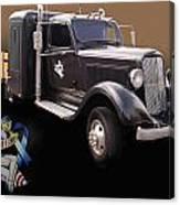 Cfac 36 Dodge Canvas Print
