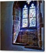 Chagall Window Canvas Print