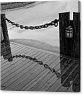 Chained Together Canvas Print