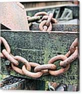 Chains Canvas Print