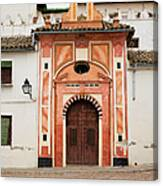 Chapel Of Conception In Cordoba Canvas Print
