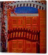 Chapel Of Love Canvas Print