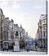 Charing Cross In London Canvas Print