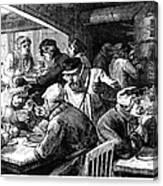 Charities: New York Canvas Print