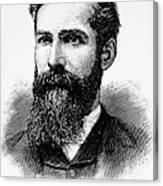 Charles Betts Galloway Canvas Print