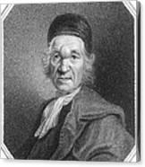 Charles De Saint-evremond Canvas Print
