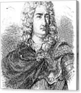 Charles-francois Du Fay Canvas Print