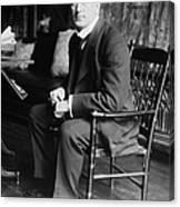 Charles Gibson (1867-1944) Canvas Print