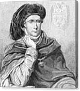 Charles Vi (1368-1422) Canvas Print