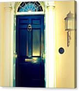 Charleston Door 2 Canvas Print