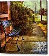 Charming Milton Morning Canvas Print