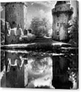 Chateau De Largoet Canvas Print