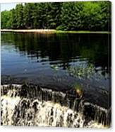 Chatfield Hollow Pond Canvas Print