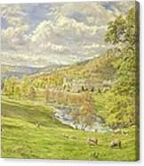 Chatsworth Canvas Print