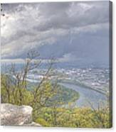 Chattanooga Valley Canvas Print