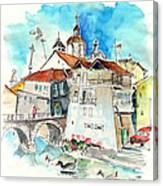 Chaves In Portugal 05 Canvas Print