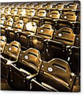 Cheap Seats Canvas Print