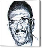 Cheikh Anta Diop Canvas Print