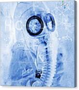 Chemical Warfare Canvas Print