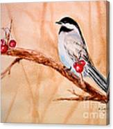 Cherry Picker Canvas Print