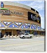 Chesapeake Arena Canvas Print