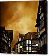 Chesterfield Canvas Print