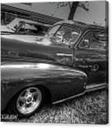 Chevy Fleetline Canvas Print