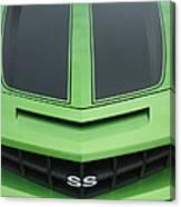 Chevy Ss Emblem Canvas Print