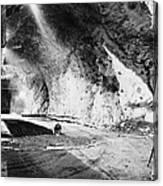 Cheyenne Mountain, 1963 Canvas Print