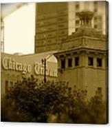 Chicago Impressions 7 Canvas Print
