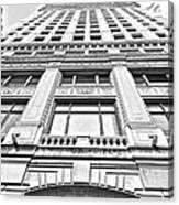 Chicago Impressions 8 Canvas Print