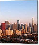 Chicago Panoramic  Canvas Print
