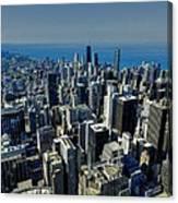 Chicago Tm 022 Canvas Print
