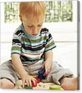 Childhood Development Canvas Print