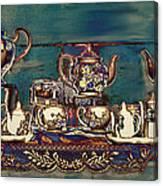 China Display Canvas Print