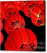 Chinese Lanterns 3 Canvas Print