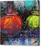 Chinese Lanterns Canvas Print