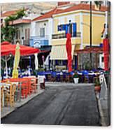 Chios Greece 2 Canvas Print