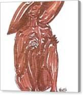 Chocalata Canvas Print