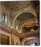 Choir Loft San Xavier Mission Canvas Print