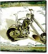 Chopper 1 Canvas Print