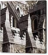 Christ Church Cathedral, Dublin City Canvas Print