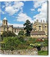 Christ Church Cathedral Canvas Print