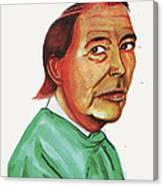 Christiann Barnard Canvas Print
