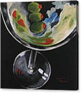 Christian's Martini Canvas Print