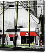 Christina's Baton Rouge Canvas Print